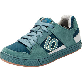 adidas Five Ten Freerider Mountain Bike Shoes Women, niebieski/beżowy